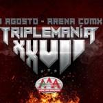 AAA: Card aggiornata di TripleMania XXVII