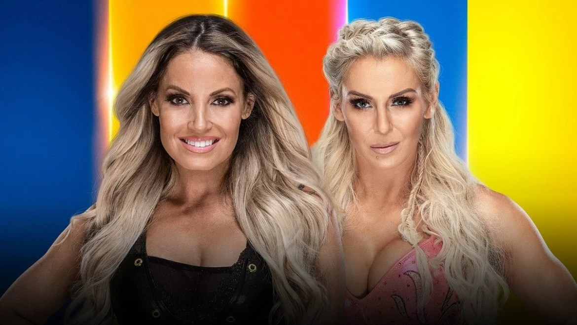 WWE: Trish Stratus avvisa Charlotte Flair