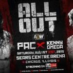 AEW: Perchè Kenny Omega ha sconfitto PAC?