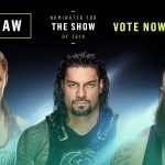 "WWE: Raw viene nominato ai ""People's Choice Awards"" come miglior programma del 2019"