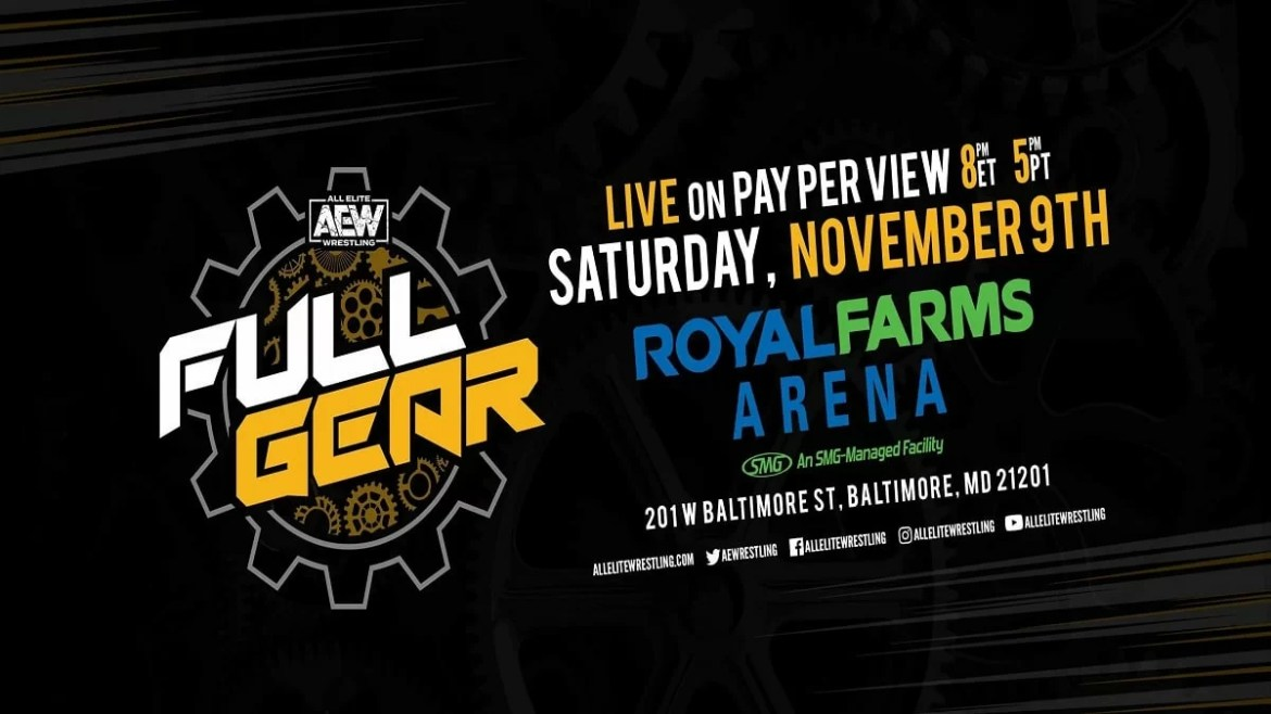 AEW: Analisi completa di Full Gear 2019