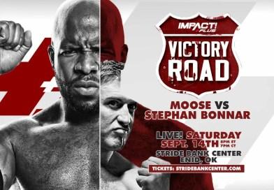 IMPACT WRESTLING: Risultati Victory Road 2019