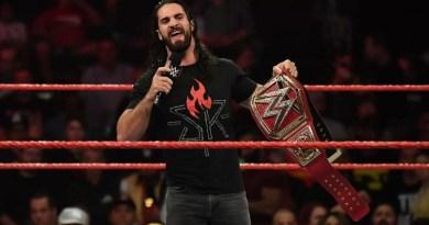 "Seth Rollins: ""Kenny Omega lasci le federazioni minori e venga a sfidarmi"""