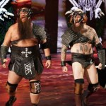 WWE: I Viking Raiders sfidano gli Street Profits