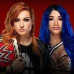 WWE: Sasha Banks non può lottare, Becky Lynch lotterà contro…