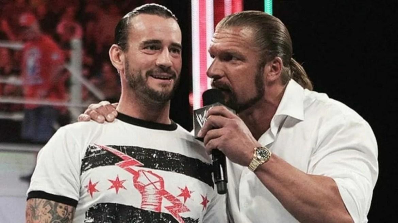 AJ Lee e CM Punk ritornano in WWE? Parla Triple H