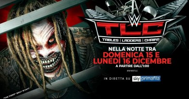 WWE: Risultati WWE TLC 2019 *LIVE*