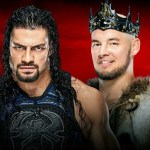 WWE: Rilasciate le quote per Roman Reigns vs King Corbin