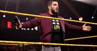 WWE: Johnny Gargano commenta la vittoria con Tommaso Ciampa