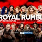 WWE: Risultati Royal Rumble 2020