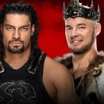 WWE: Roman Reigns vs King Corbin avrà una stipulazione speciale