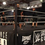 WWE: Un'altra leggenda UFC si sta allenando al Performance Center
