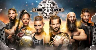 WWE: Risultati LIVE NXT TakeOver: Portland 2020