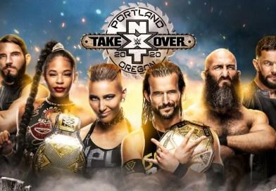 WWE: Risultati NXT TakeOver: Portland 2020