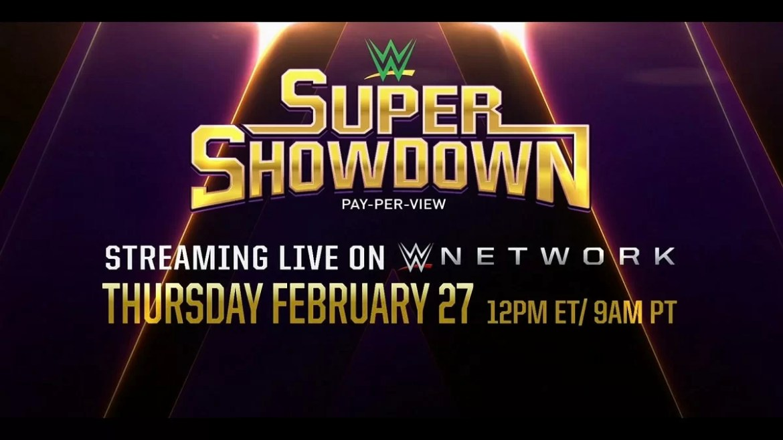 WWE: Bayley vs Carmella si terrà a Super Show-Down?