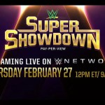 WWE: Immagine dello stage di Super ShowDown (FOTO)