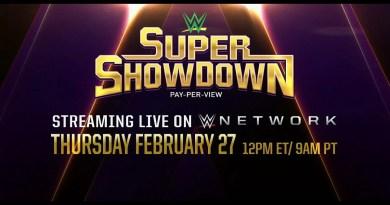 WWE: Primo sguardo allo stage di Super Show-Down (VIDEO)
