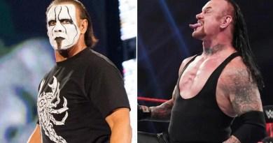 WWE: Undertaker vs Sting torna ad essere possibile?