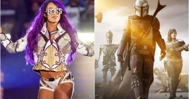 WWE: Sasha Banks farà parte della nuova stagione di The Mandalorian