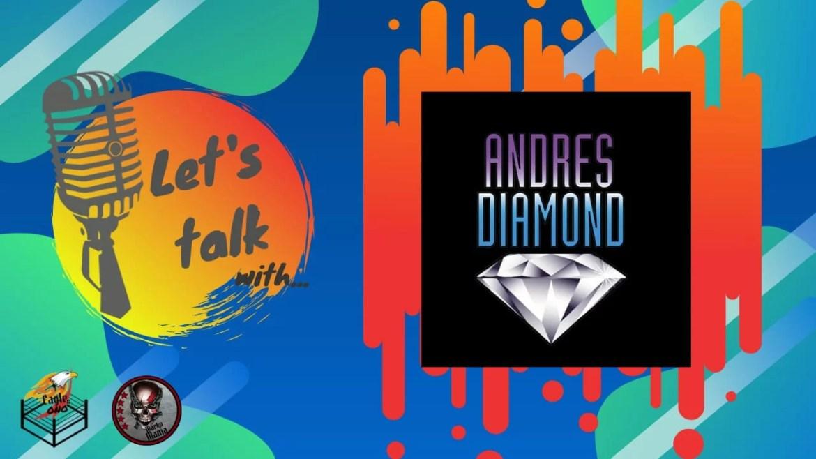 ANDRES DIAMOND STASERA ORE 21.30 sul canale di EAGLE & ONO!