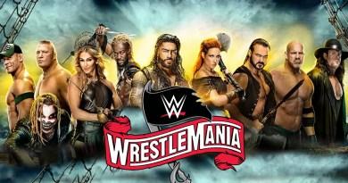 WWE: Ecco tutti i match che vedremo nella seconda notte di WrestleMania 36