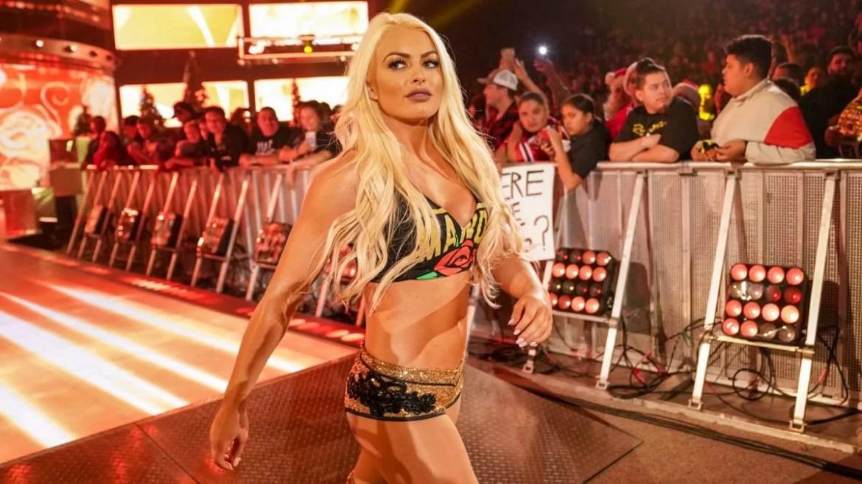 """Mandy Rose: """"Sogno di affrontare Trish Stratus a WrestleMania"""""""