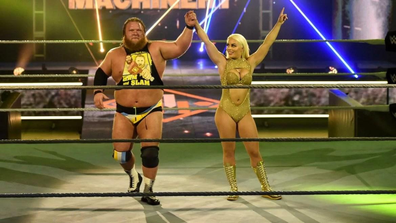 WWE: Il Draft ha diviso ufficialmente Mandy Rose e Otis