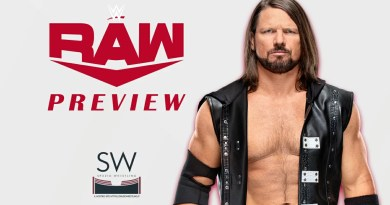 WWE: Preview Monday Night Raw 25-05-2020