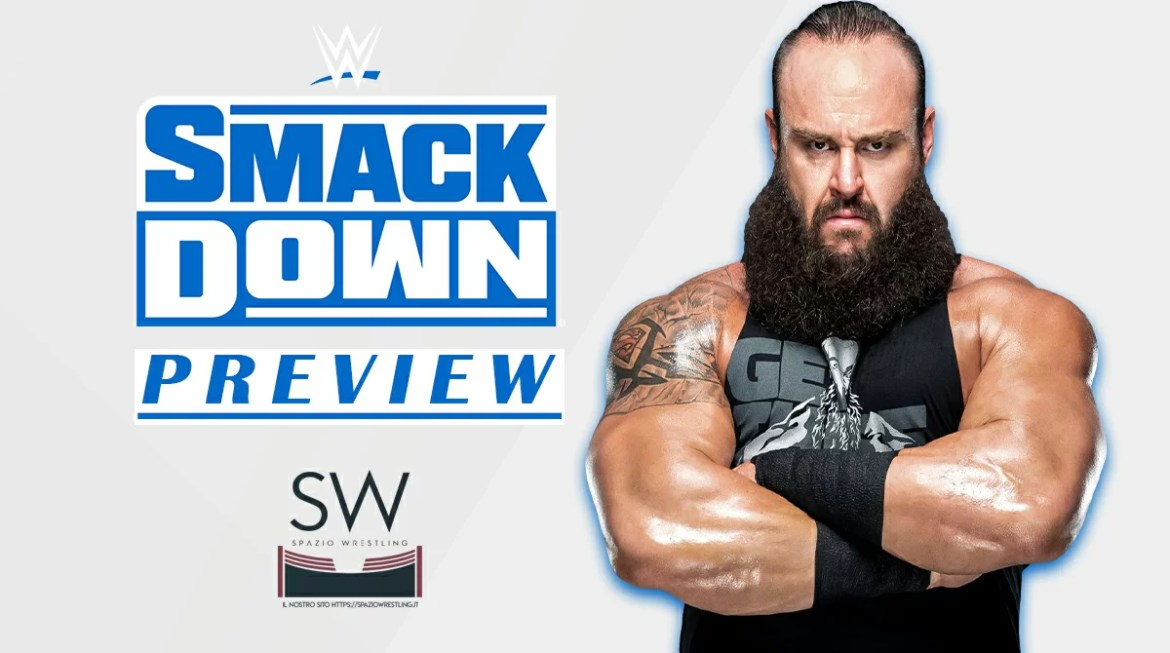WWE: Preview Friday Night Smackdown 16-10-2020