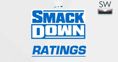WWE: Ascolti Friday Night Smackdown 18-09-2020