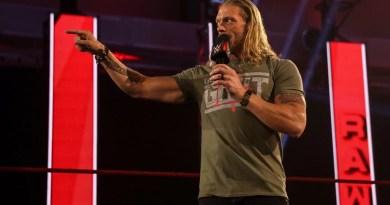 WWE: Edge commenta la guerra degli ascolti tra la AEW ed NXT