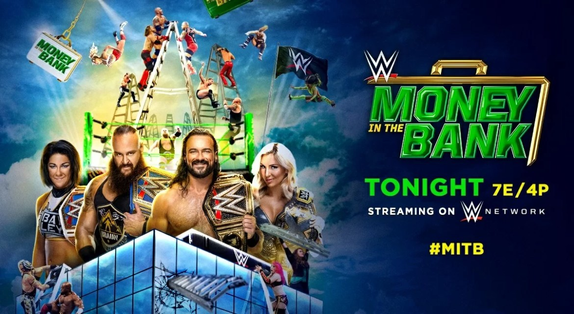 Report: WWE Money in the Bank 2020