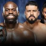 WWE: Chi è il favorito tra Apollo Crews e Andrade a Backlash?