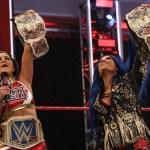 WWE: Sasha Banks commenta la puntata di Raw
