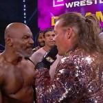 AEW: Svelata la data del match fra Mike Tyson e Chris Jericho?