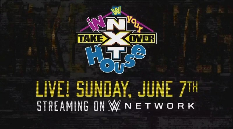 WWE: Svelato il poster di NXT Takeover: In Your House 2020 *FOTO*