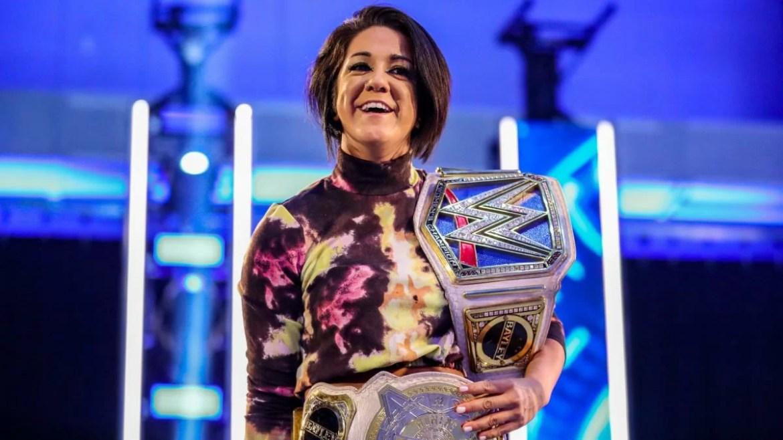 WWE: Bayley ha un messaggio per Mandy Rose