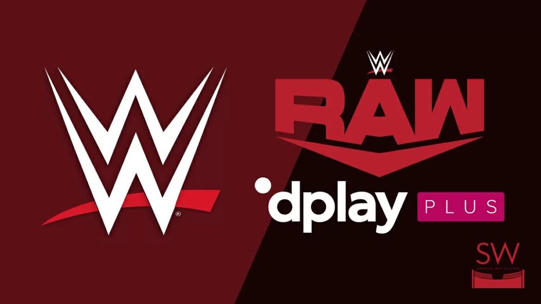 WWE & DISCOVERY: Raw già disponibile su DPlay Plus