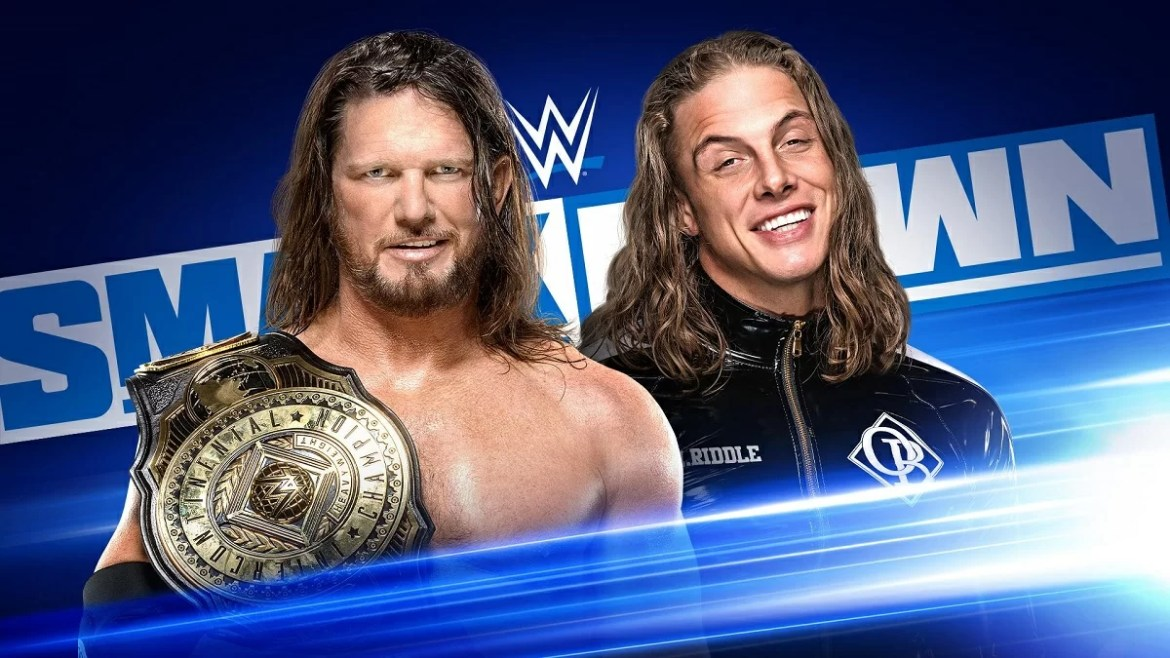 Report: Friday Night Smackdown 17-07-2020