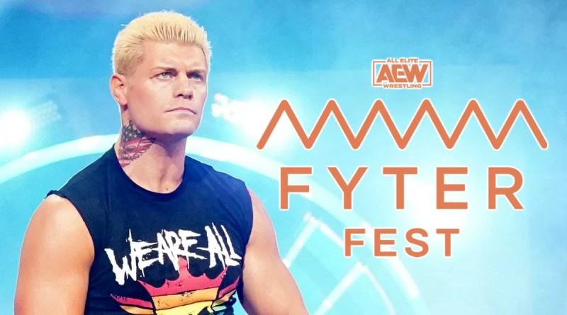 AEW: Risultati AEW Fyter Fest 2020
