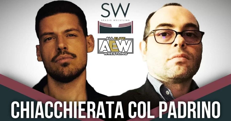 AEW TIME: Salvatore Torrisi parla con Simone Altrocchi