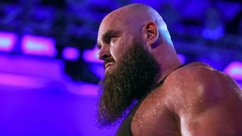 WWE: Ecco quando si è infortunato Braun Strowman