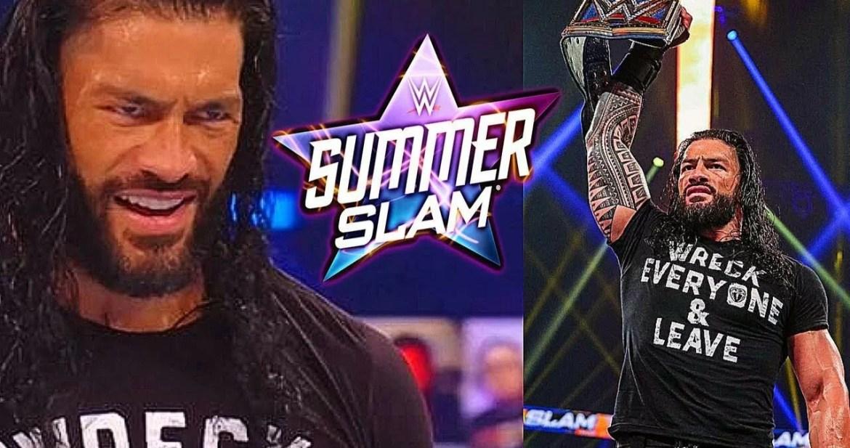 WWE: ROMAN REIGNS TORNA DA CATTIVO: SHOCK in WWE a SUMMERSLAM *VIDEO*