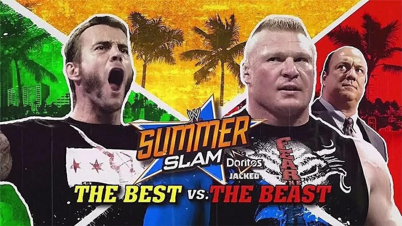WWE: I 5 più grandi match di CM Punk a SummerSlam