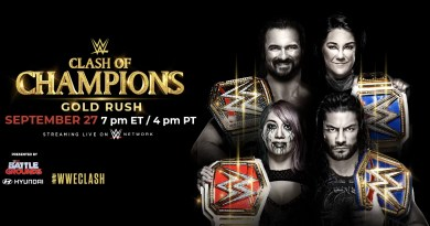 WWE: Dove vedere e orario di inizio di Clash of Champions 2020, streaming video TV