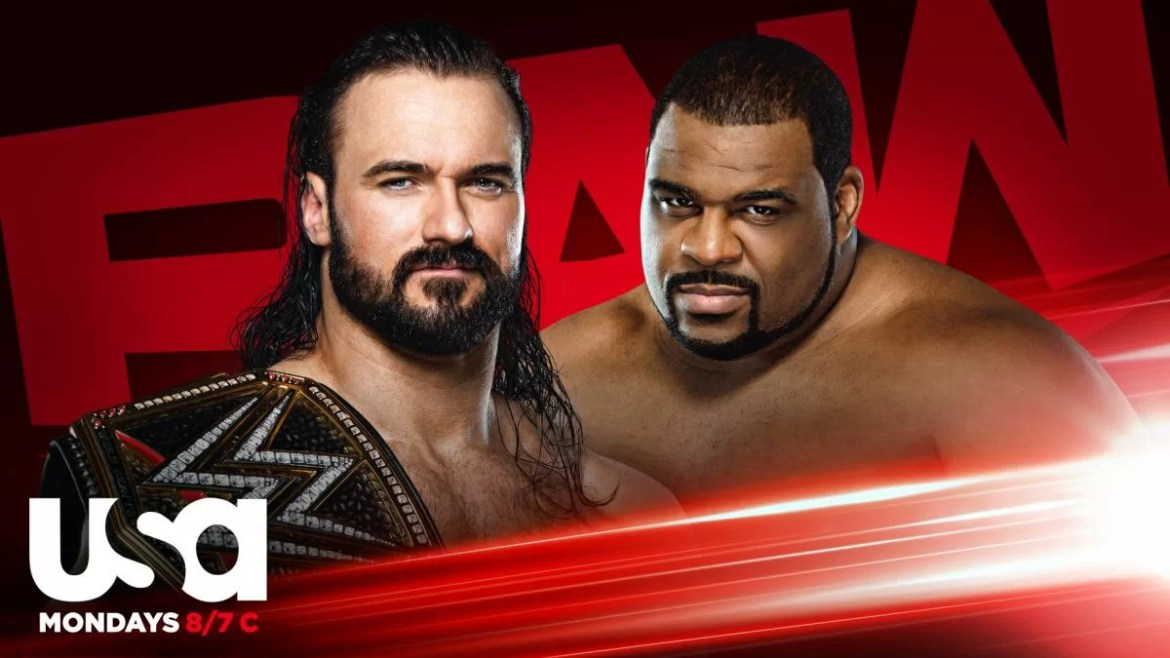 Report: WWE Raw 21-09-2020