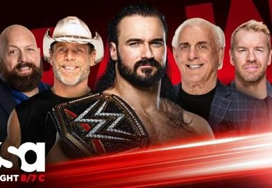 Report: WWE Raw 28-09-2020