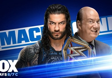 Report: Friday Night Smackdown 25-09-2020
