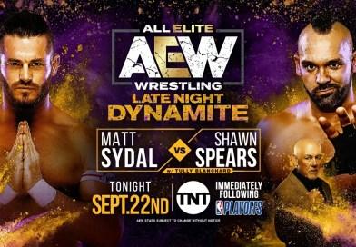 "AEW: Risultati AEW Dynamite ""Late Night"" 22-09-2020"
