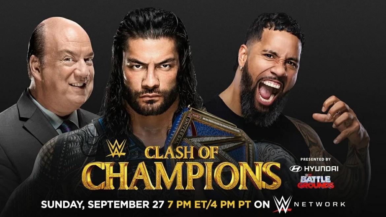 WWE: Colpi da MMA nel match tra Reigns e Jimmy Uso. Vince McMahon è contento?